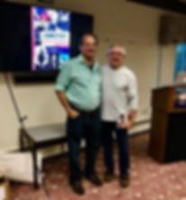 Book Signing Tony Larry Rifkin (CPTV) Pr