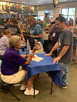 Joan Joyce Book Signing Waterbury Barnes