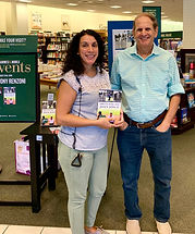 Book Signing Barnes & Noble West Hartfor