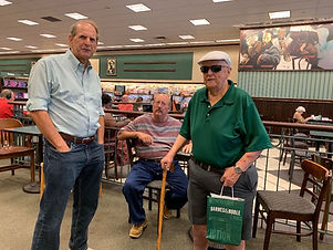 Tony Petey Jerry DiPietro Barnes & Noble