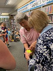 Joan Joyce Book Signing Stratford Librar