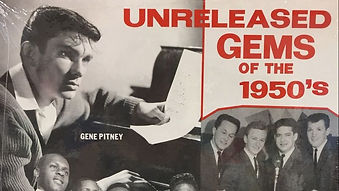 Book Signing Gene Pitney Exhibit Vernon,
