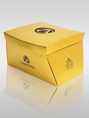 Cardboard Chocolate Box