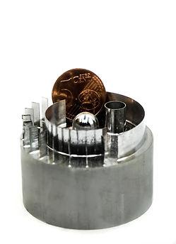 CNC ABEL Mikrofräsen Aluminium