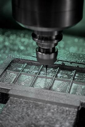Mikrofräsen Aluminium CNC