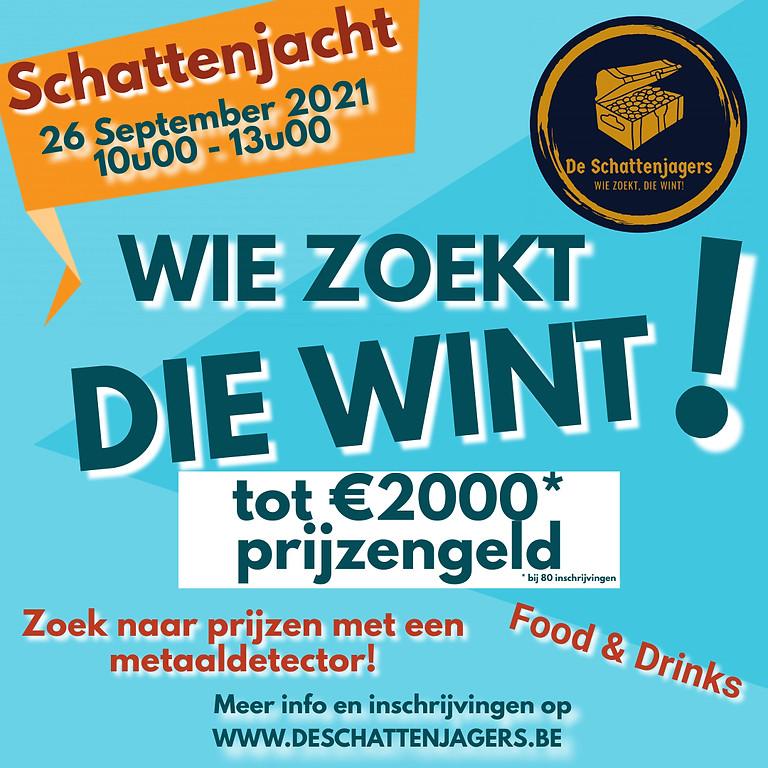 Schattenjacht met €2000 prijzenpot!