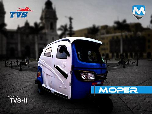 CABINA MOTOTAXI  TVS- F1