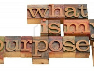 Do I live my purpose?