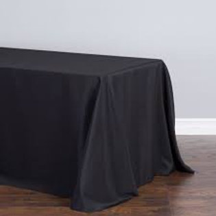 Rectangle Polyester Table Cloth
