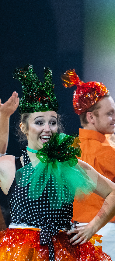 Cabarets de Noël de l'École de cirque de Québec 2019