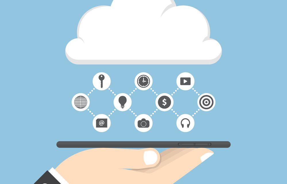 nuvem de aplicações mobile, mobilidade corporativa simova