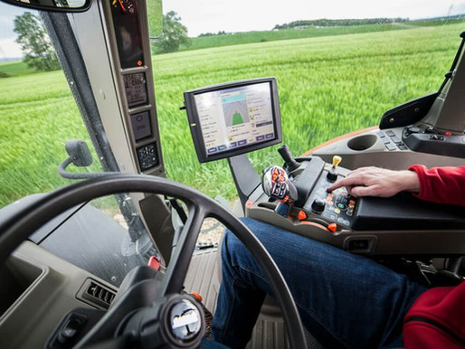 TECNOLOGIA NA AGRICULTURA: SAIBA COMO GERENCIAR COM PRECISÃO