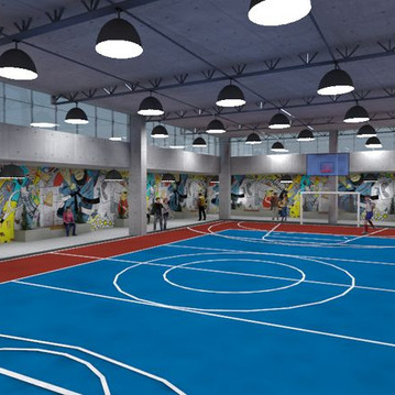 Centro de Esportes Cond Pontal das Garça