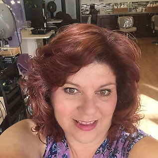 Lisa, Master stylist and co-owner of Creative Image Hair Salon
