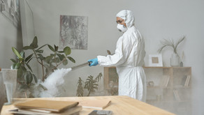 THE CDC CHANGES THE CLEANING PROTOCOLS FOR SARS-CoV-2