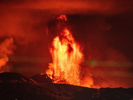 Volcanic Ash–Important Information