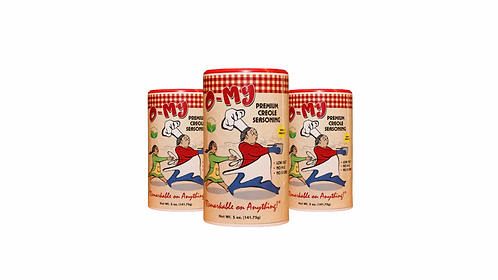 O-My Seasoning (3 pack)