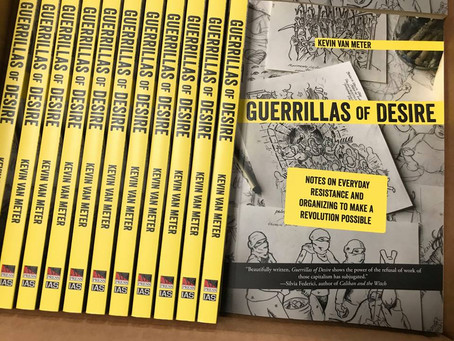 Guerrillas of Desire @ Powell's Books