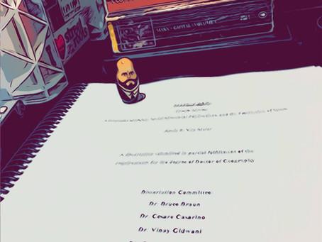 Dissertation Defended!
