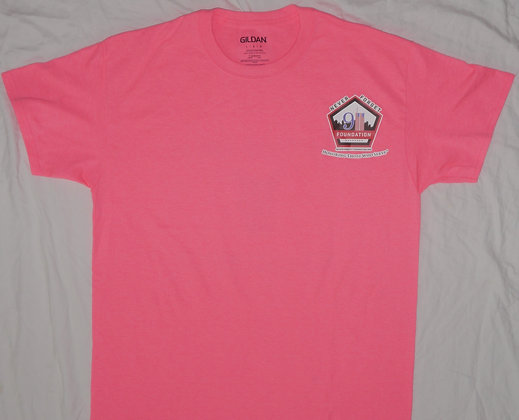 Back The K9 Pink T-Shirt