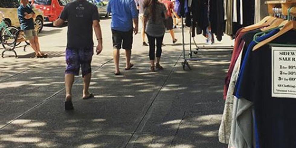 Memorial Weekend Sidewalk Sales