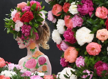 Andy Pau 英國切爾西花展:2019年的亮點與時尚趨勢