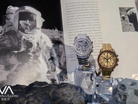 Pau, Andy Chin Hung Omega登月腕錶掛帥 邦瀚斯的百年鐘錶珍藏