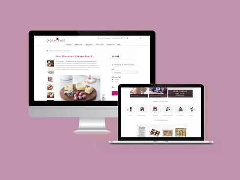 E-commerce Redesign >