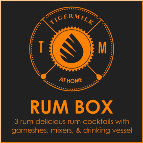 Rum Cocktail Box