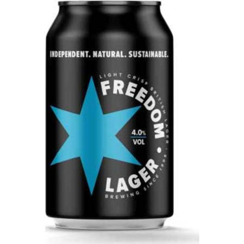 Freedom Pale - 330ml Cans