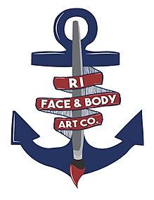 RIFaceandBodyArtCo Logo