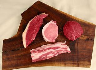 standard pack meat buyer's club