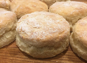 Pork Lard Biscuits