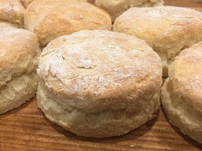 Pork Lard Biscuits