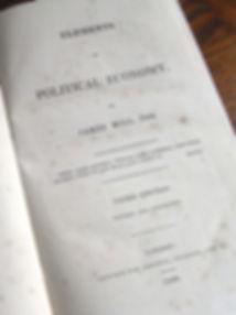 Rachel Lee rare antiquarian economics philosophy books for sale