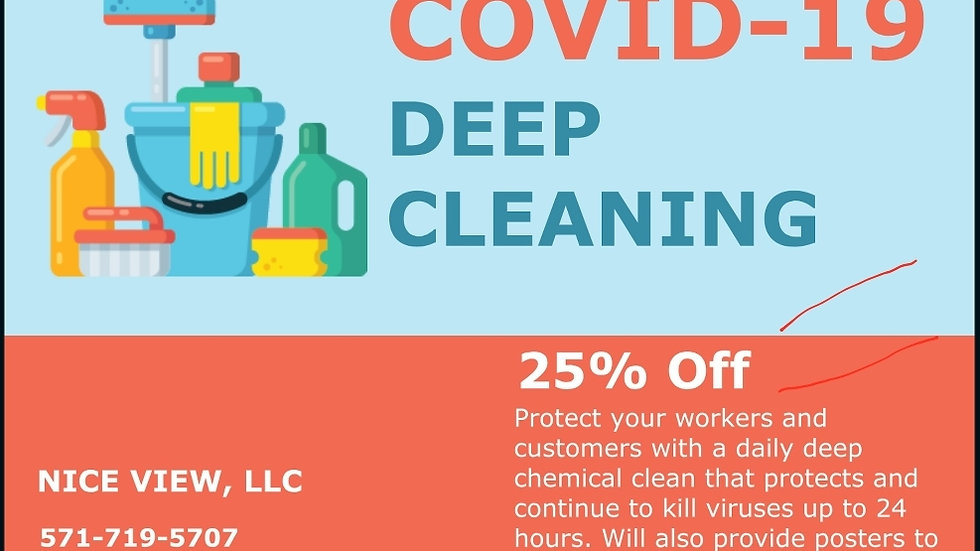 COVID 19 Services