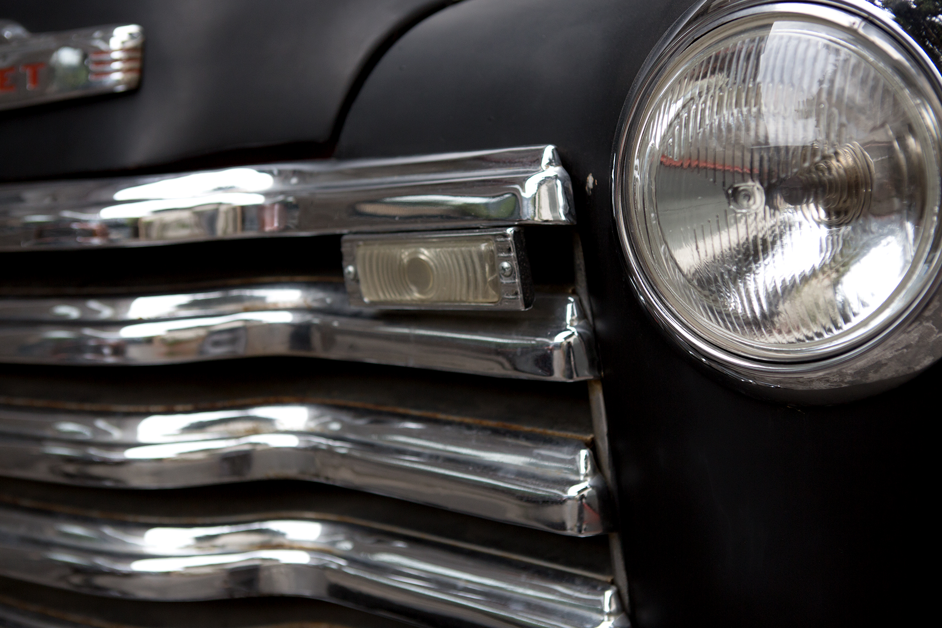 Vintage Car avant