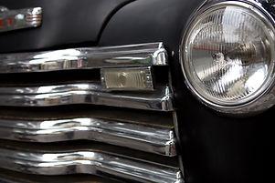 Vintage Car Front