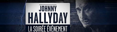 SOIREE JOHNNY HALLYDAY.