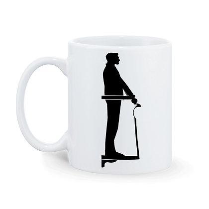 Thank You For love Printed Coffee Mug 325 ml