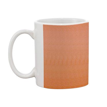 Be Brave with Your Life Printed Ceramic Coffee Mug 325 ml