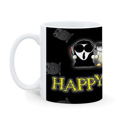 Happy Halloween Ceramic Coffee Mug 325 ml