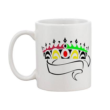 You are my king Printed Ceramic Coffee Mug 325 ml