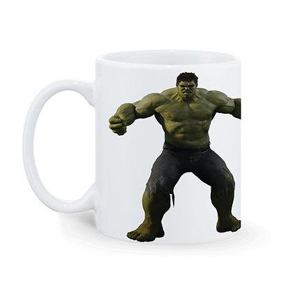 The Incredible Hulk Printed Ceramic Coffee Mug 325 ml