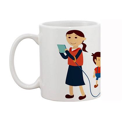 Cartoon Network Cartoons Printed Ceramic Coffee Mug 325ml