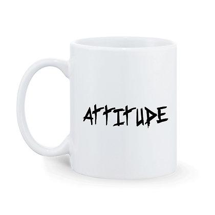 Attitude Printed Ceramic Coffee Mug 325 ml