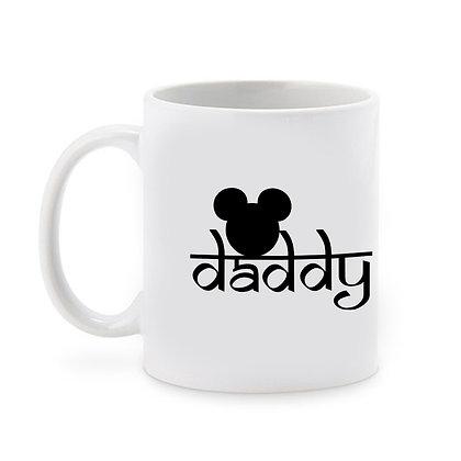 Daddy - Mummy Ceramic Coffee Mug 325 ml