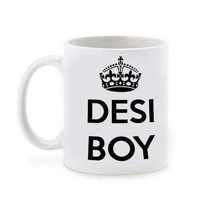 Desi Boy Ceramic Coffee Mug 325 ml