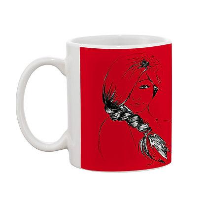 Super Wife Ceramic Coffee Mug 325 ml