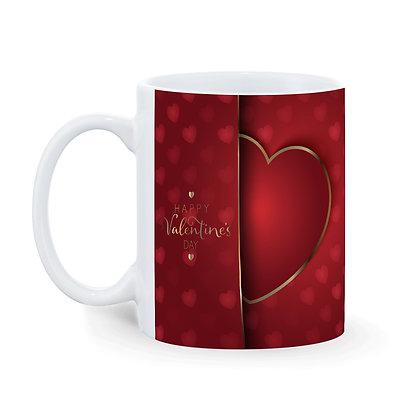 Be My Valentine Ceramic Coffee Mug 325 ml